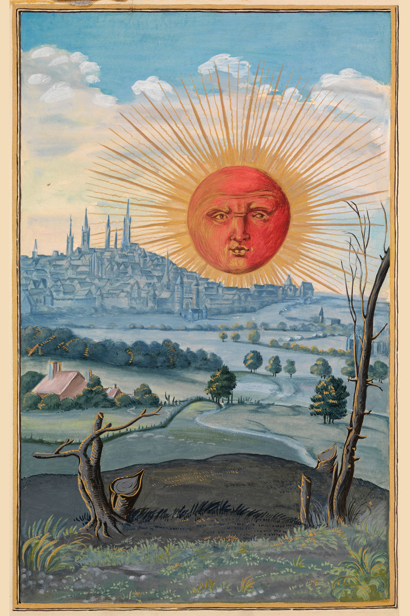 The Alchemical Great Work - 16th Century