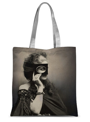 Scherzo di Follia, Sublimation Tote Bag
