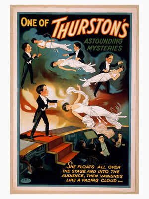One of Thurston's Astounding Mysteries - 1935