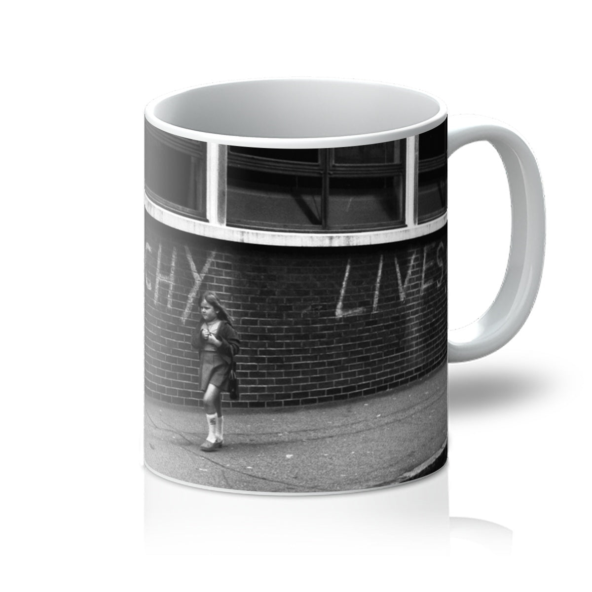 Anarchy Lives - 1976 Mug