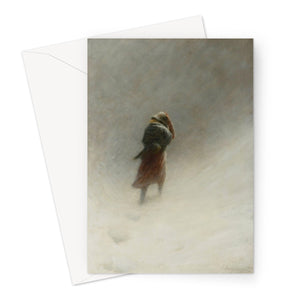 Joseph Farquharson (Scottish, 1846–1935),  The Blizzard, n.d.