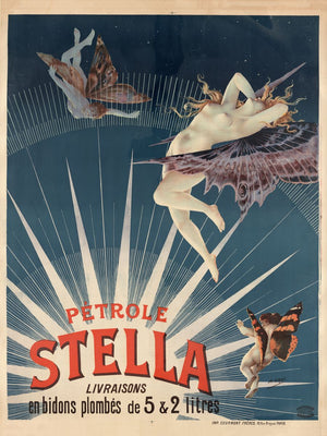 Petrole Stella by Henri Gray - 1897
