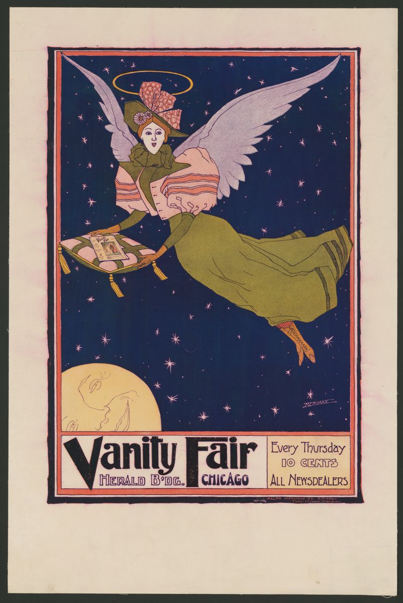 Vanity Fair by Ralph Meriman Co. - c.1890