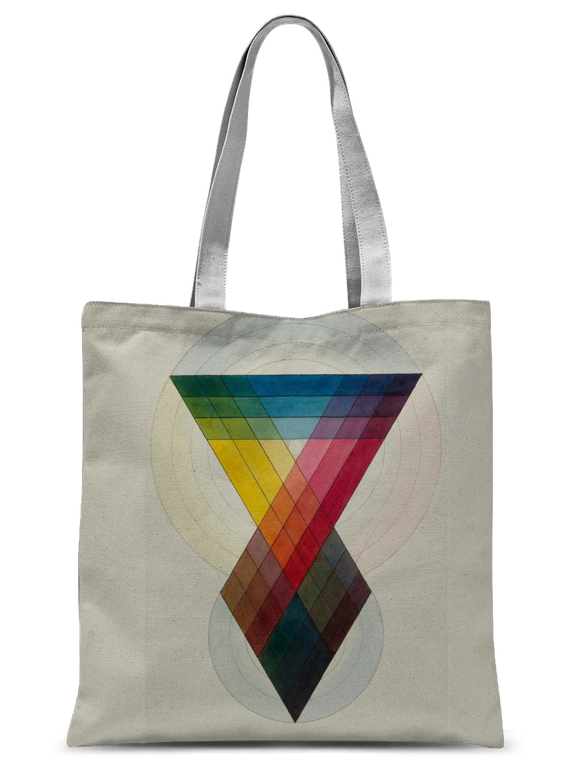 Chromatic Scale by James Sowerby - Sublimation Tote Bag