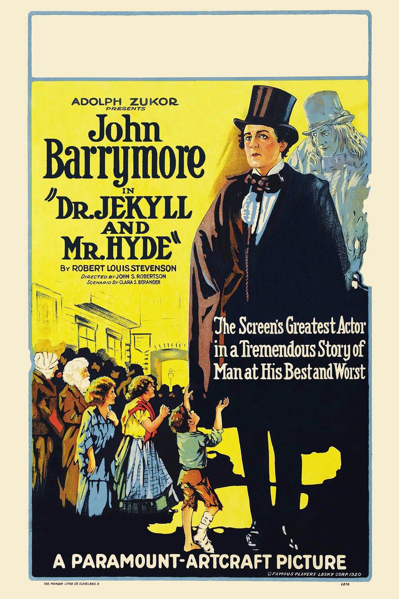 Dr. Jekyll and Mr. Hyde - 1920
