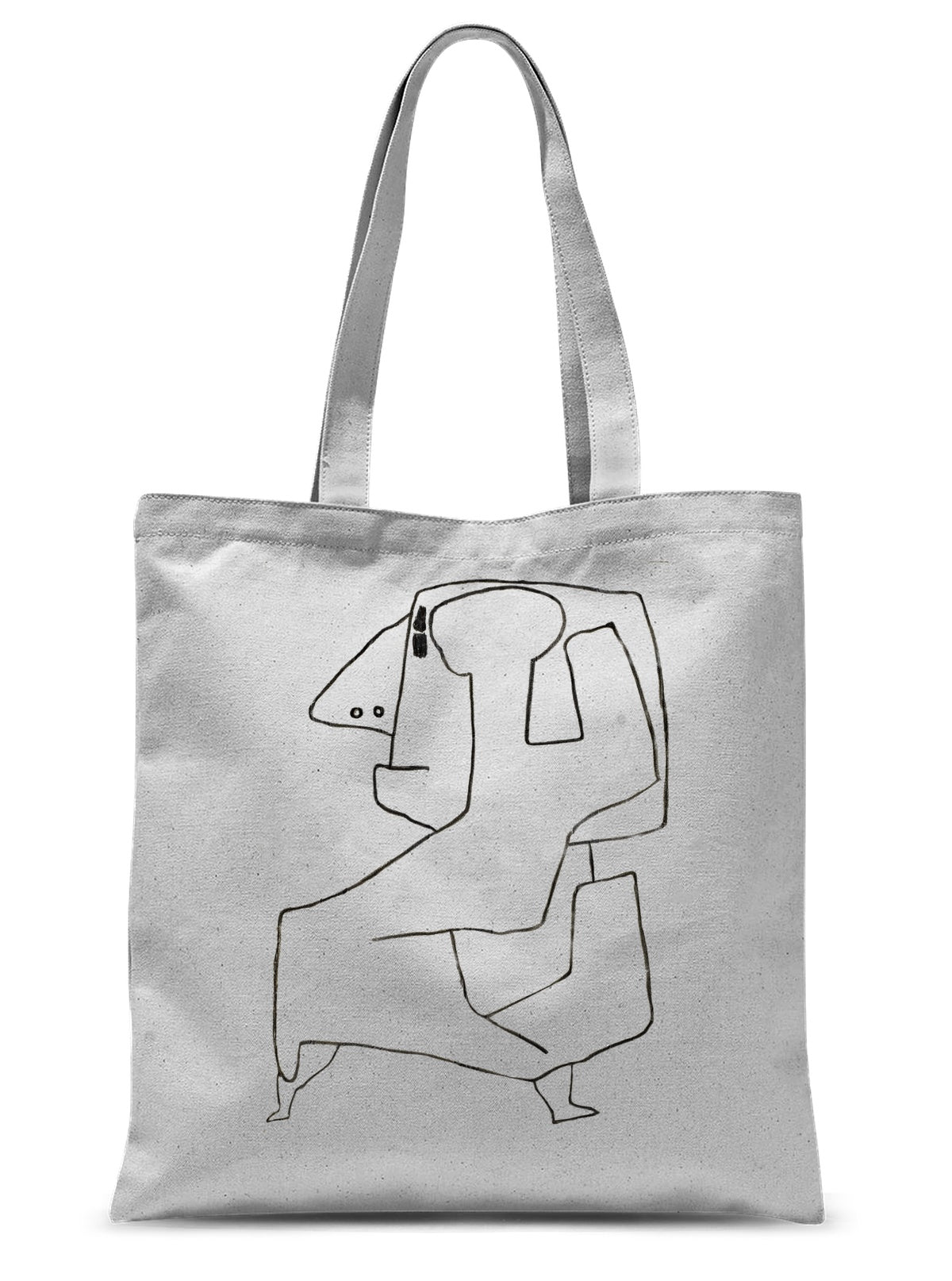 Ohne Titel by Paul Klee, circa 1940 - Tote Bag