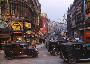 London in Kodachrome by Chalmers_Butterfield - 1949