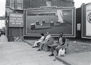 Guinness and Prontoprint, London by George Kindbom - 1979