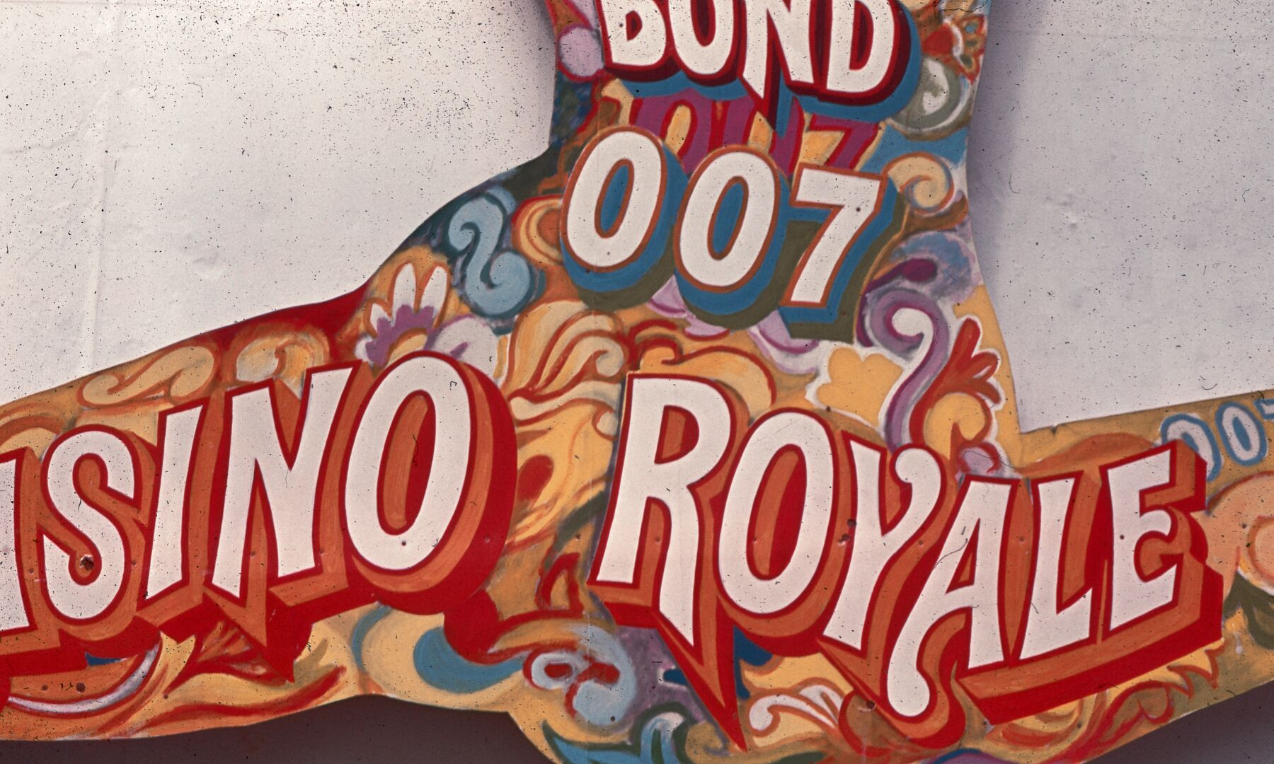 Casino Royale Sign In London by Bob Hyde - 1960s