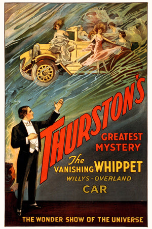 Thurston's Greatest Mystery - 1925