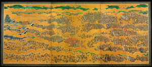 The Siege of Osaka Castle - 17th Century