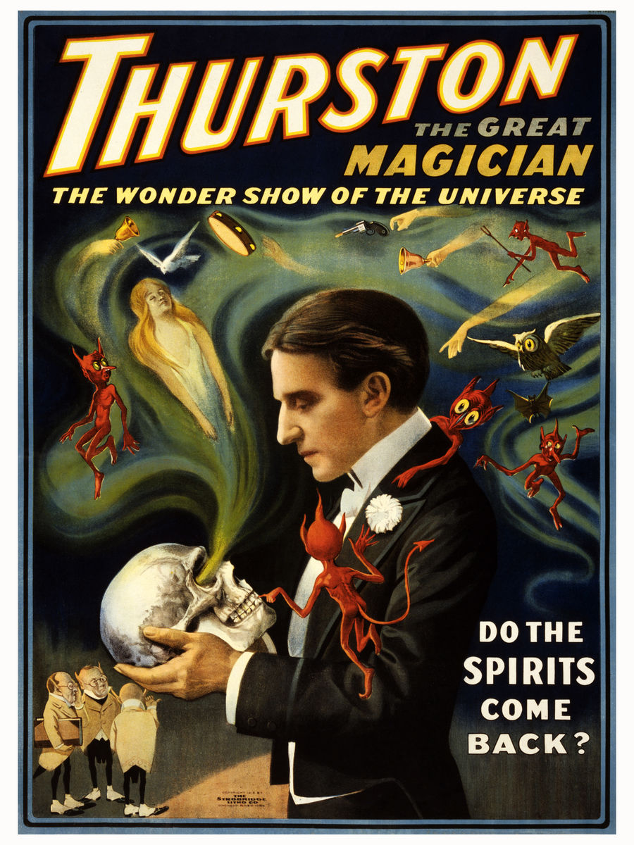 Thurston The Great Magician - 1915