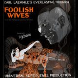 Foolish Wives, movie advert - 1922