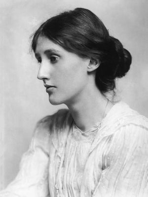 Virginia Woolf by George Charles Beresford - 1902