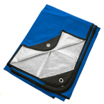 "Arcturus All Weather Outdoor Survival Blanket 60"" x 82"" - Blue"