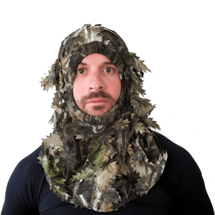 Arcturus Camo 3D Leaf Face Mask - 3 Unique Camo Patterns