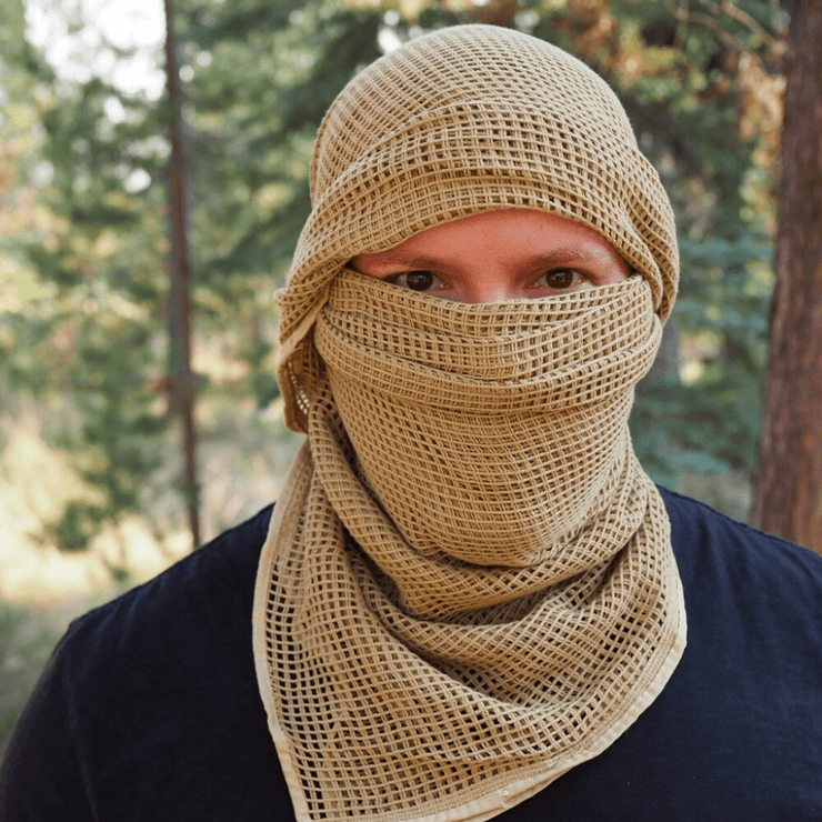"Arcturus Tactical Sniper Veil - 100% Cotton - 48"" X 40"""