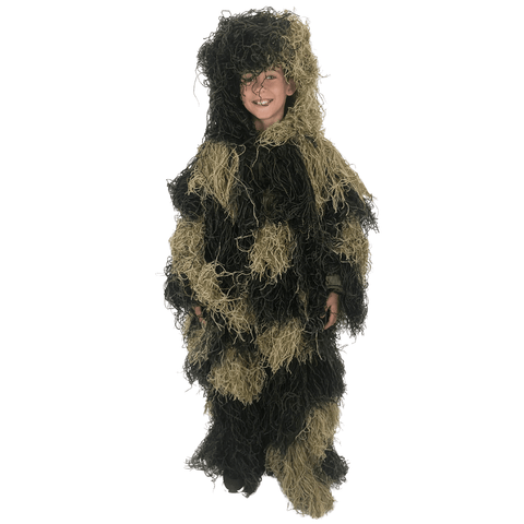 Arcturus Warrior Ghillie Suit - Kids