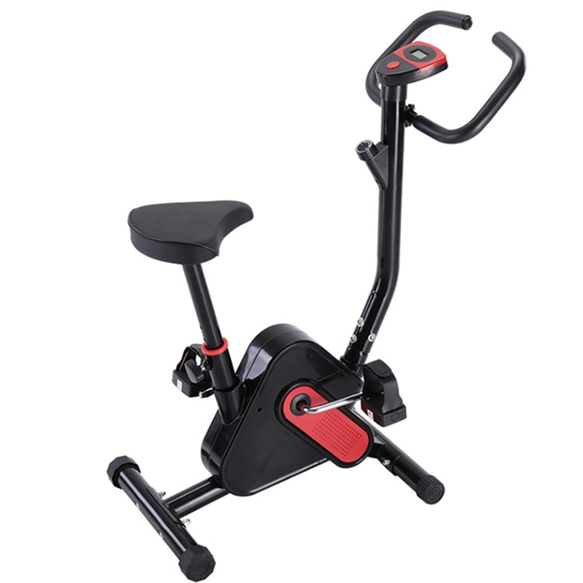 Exercise Bike Indoor Home - Elliptical Trainer Pedal Bike Dynamic Fitness Equipment