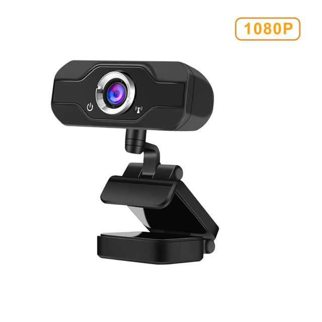 HD Webcam with Microphone - Elite Windows Web Camera