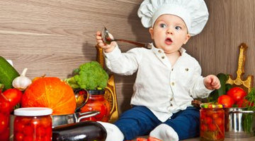 3 Fabulously Healthy Toddler Meals