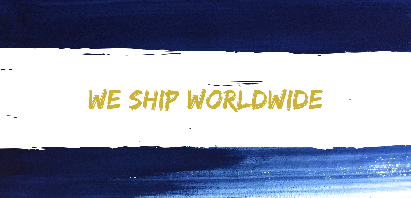 We Ship World Wide