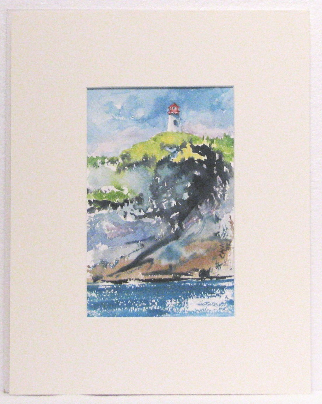 Boar's Head Lighthouse, Artist Cam Albright
