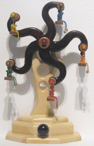 Ferris Wheel Toy, Artist Charles Hayward