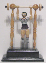 Load image into Gallery viewer, Male Acrobat Toy, Artist Charles Hayward