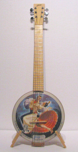 Art Guitar, artist Johnny Macleod