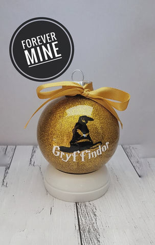 Gryffindor Christmas Bauble