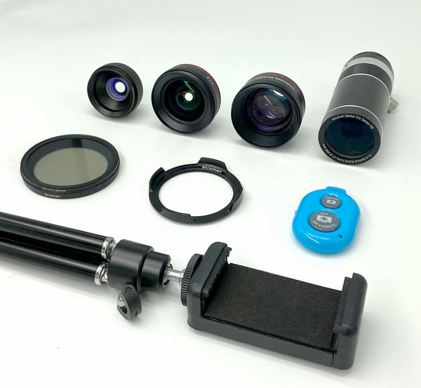 Platinum Smartphone Lens Package