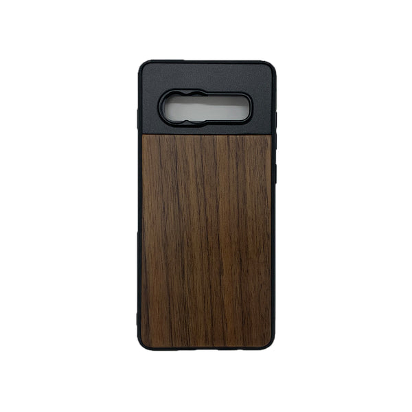 Samsung S10 Plus (Woodgrain Finish)