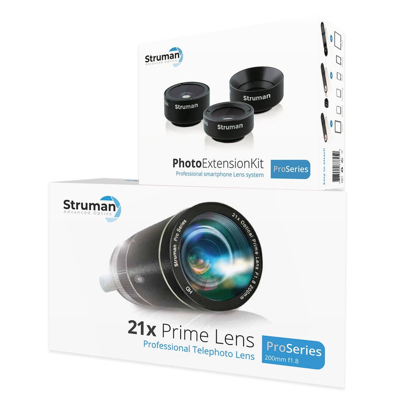 21x Prime Lens with ProSeries Kit