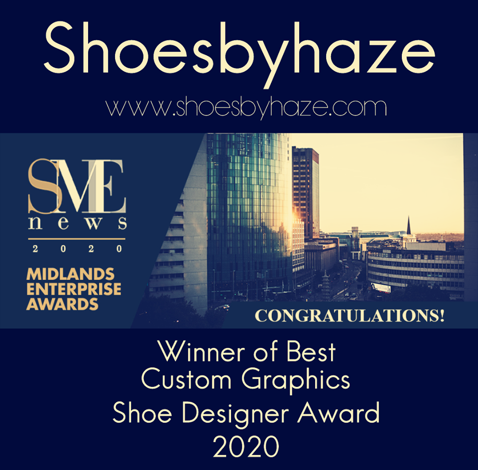 2020 Midlands Enterprise Awards Shoesbyhaze Hits the Spot
