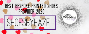 Shoesbyhaze bags Global Wedding Award 2020