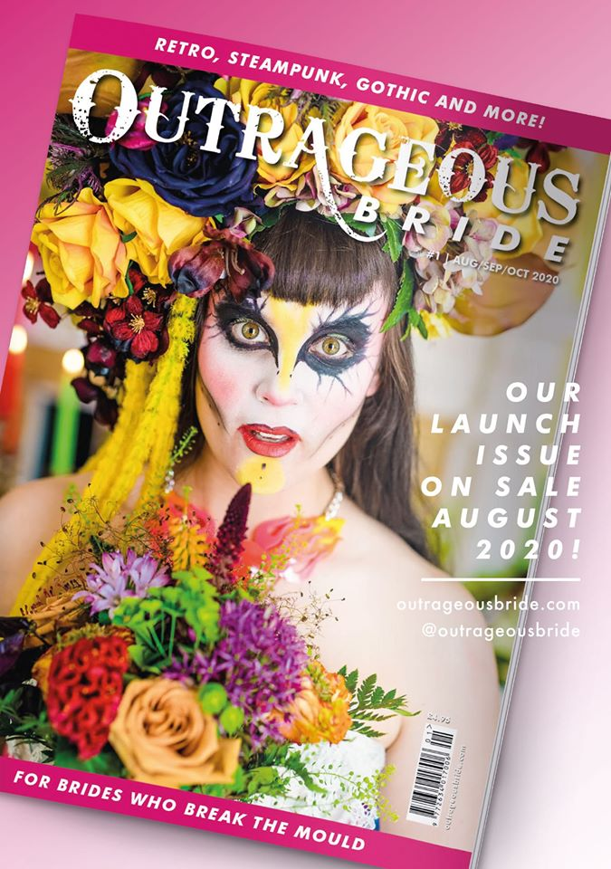 Launch Of Outrageous Bride Magazine