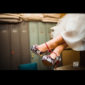 ShoesbyHaze Custom Wedding Shoes Stand Out From The Crowd