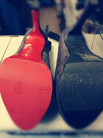 Red Soles For Any Shoes