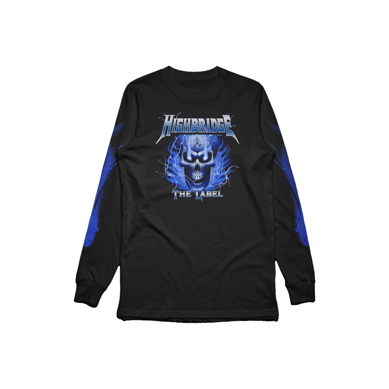 HBTL Skull Long Sleeve