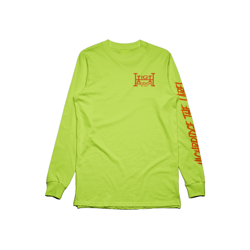 Boogieman Long Sleeve (Multiple Colorways)