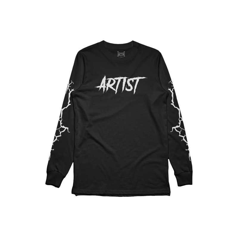 GOAT Long Sleeve (Black)