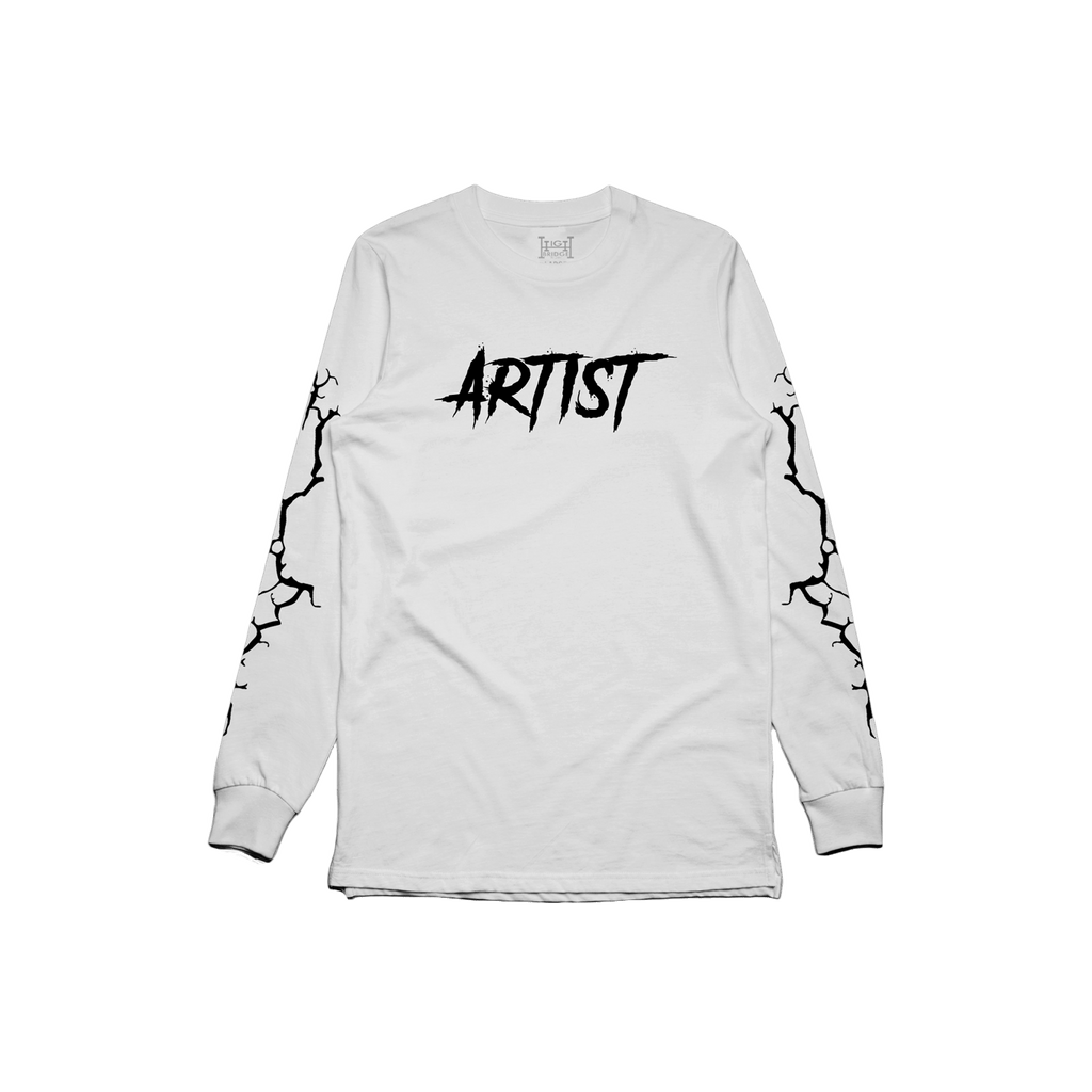 GOAT Long Sleeve (White)
