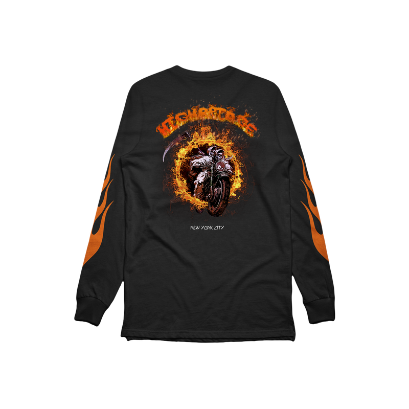 Reaper Long Sleeve (Multiple Colorways)