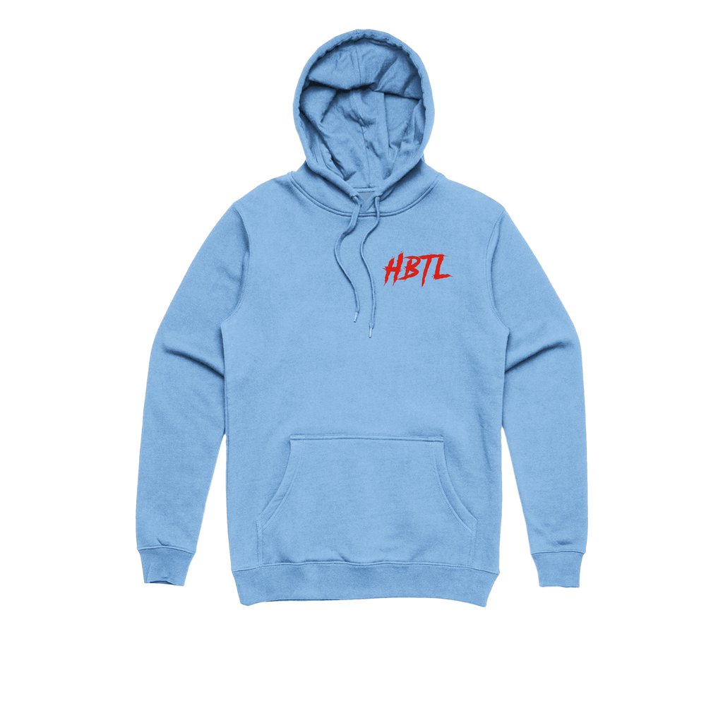 Secrets Hoodie (Light Blue)