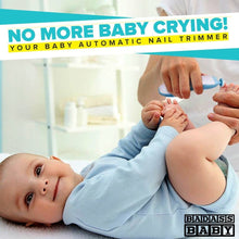Load image into Gallery viewer, BabyTrim™ - Your Baby Automatic Nail Trimmer (Pain Free)
