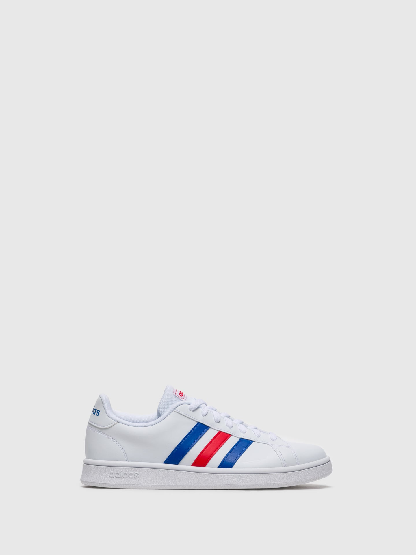Adidas Zapatillas con Cordones en color Blanco