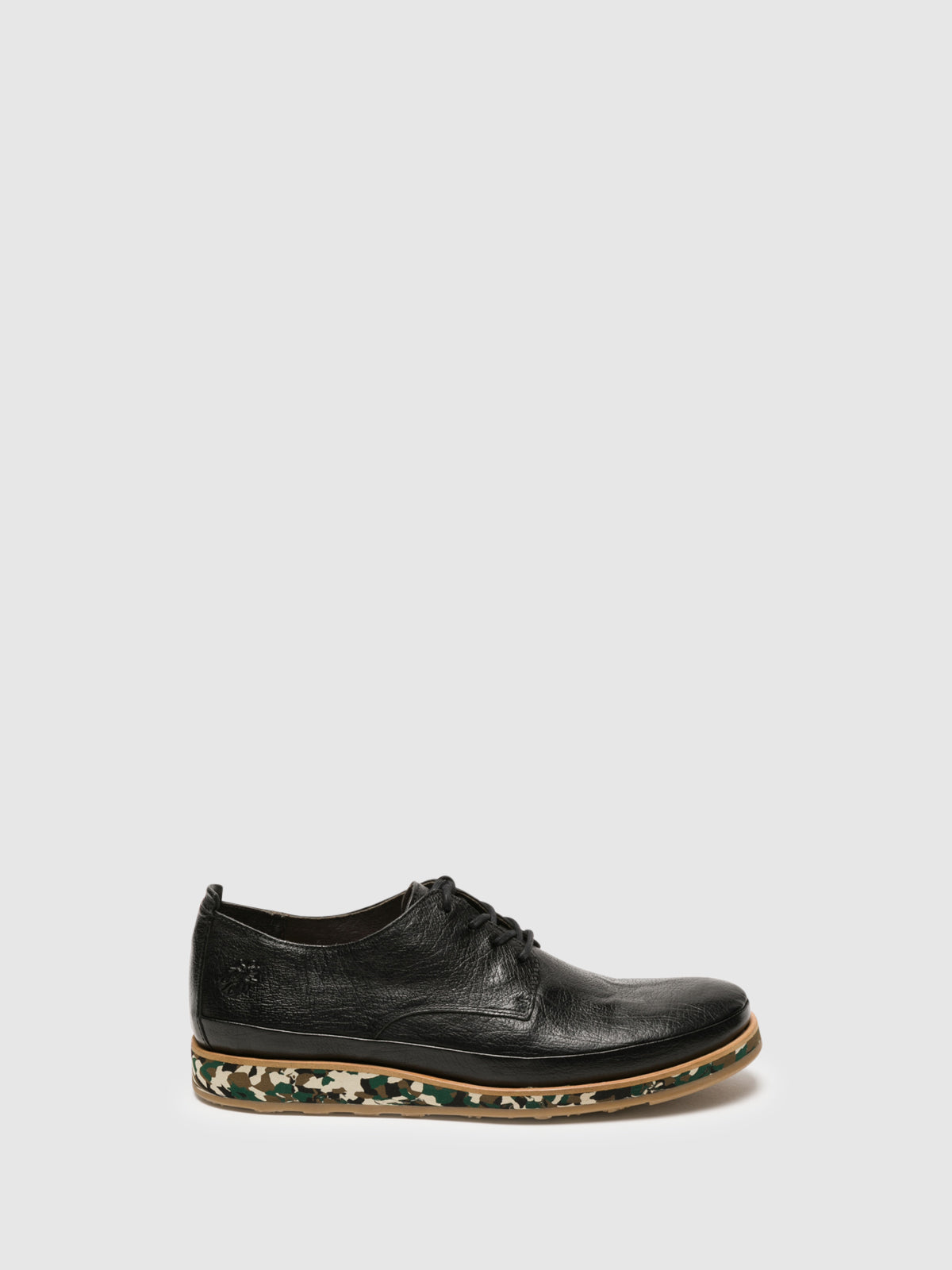 Fly London Zapatillas con Cordones en color Negro