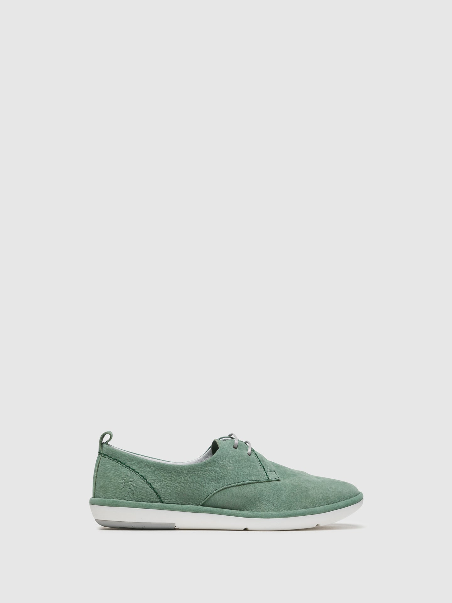 Fly London Zapatillas con Cordones en color Verde