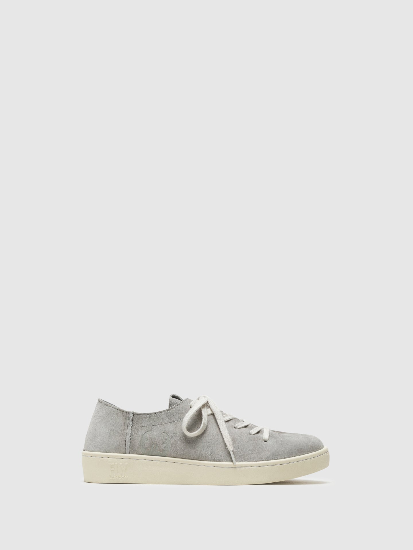 Fly London Zapatillas con Cordones en color Gris